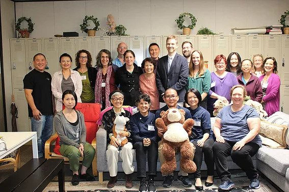 participants of our Shakuju Therapy Training Seminar in October 2017