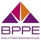 logo for California Bureau for Private Post-secondary Education