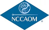logo for National Certification Commission for Acupuncture and Oriental Medicine