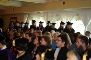 graduation lineup